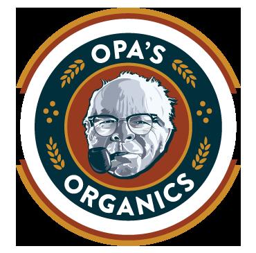 Opa's Organics non GMO grains